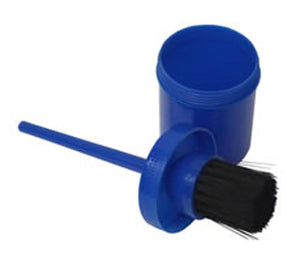 Oil Hoof Brush with Container