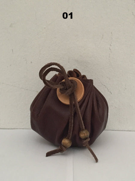Jewellery Pouch With Drawstring
