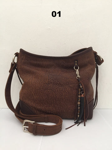 Hat To Hoof Leather Bag