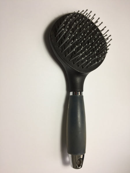 Gel Handle Tail Brush