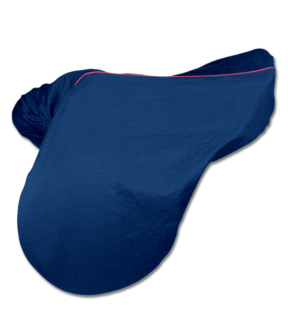 Saddle Cover-Cotton Blue