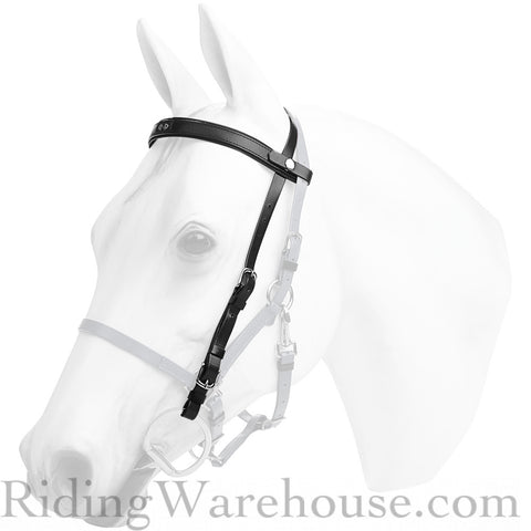 Deluxe SS Endurance Bridle Part