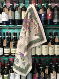 ALLORA VINO - TEA TOWEL