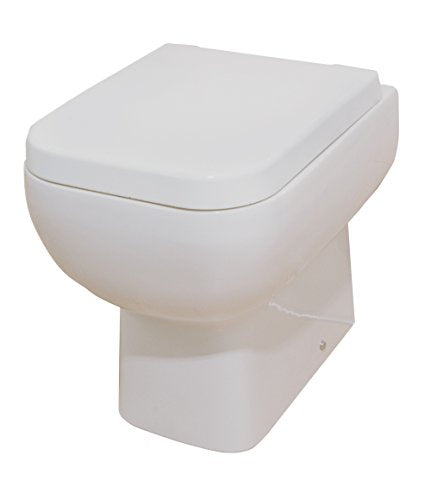 Rak Ceramics Soft Close Seat with Quick Release Hinge