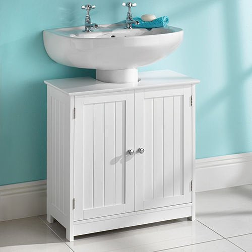 Under Sink Basin Storage Unit