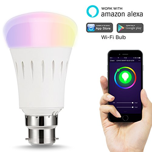 LOHAS WIFI A60 Color LED Smart Bulb