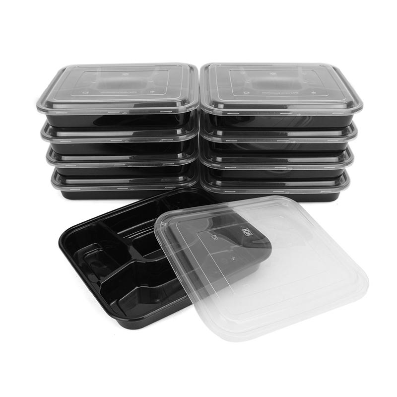 Five-Compartment Bento Box Set