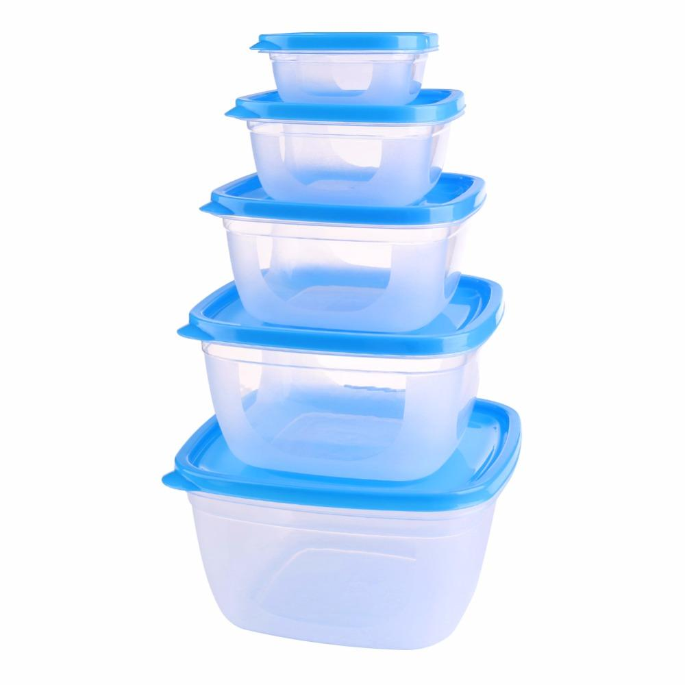 Microwavable Food Container Set