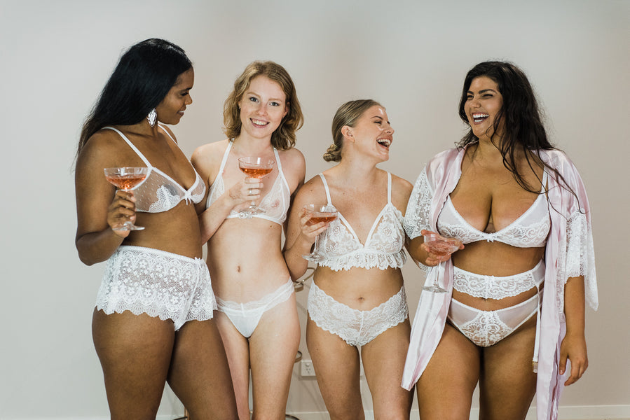 Where to buy size inclusive lingerie.