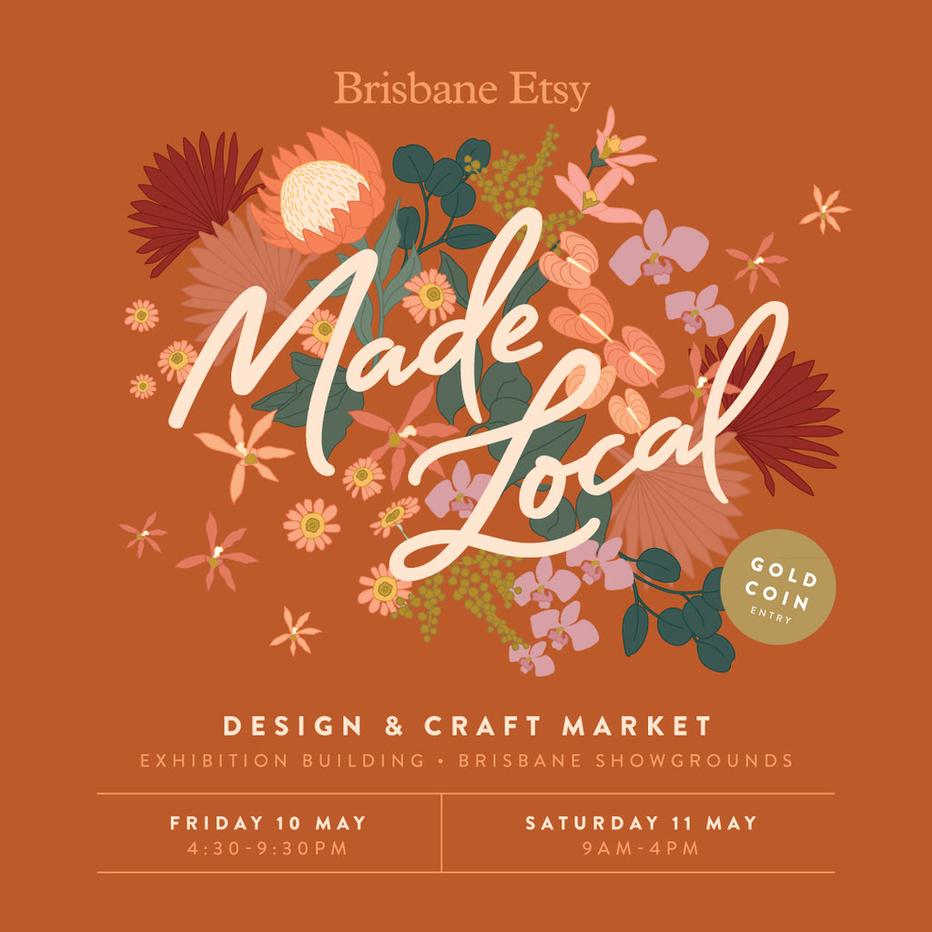 brisbane etsy made local markets for mothers day