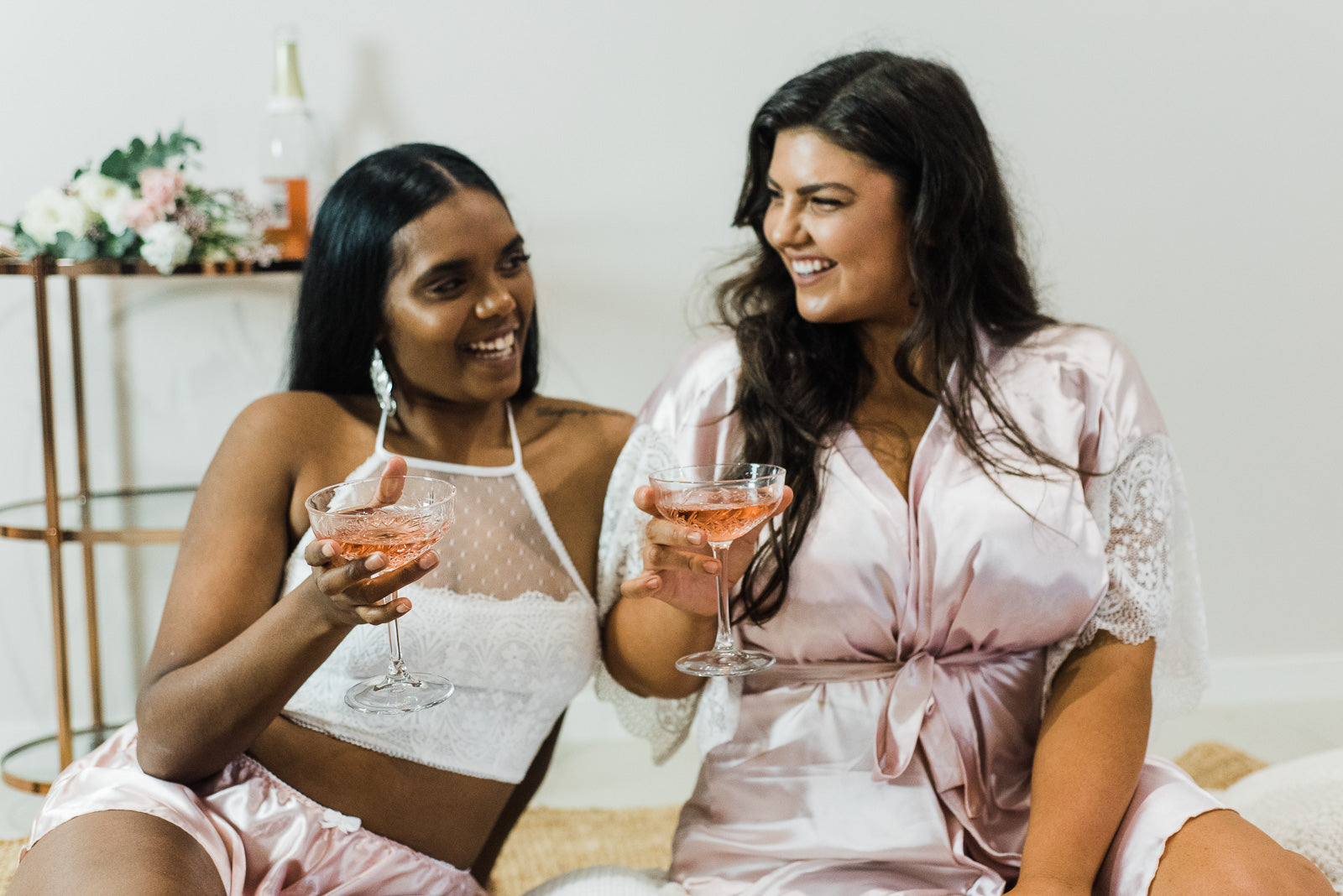 luxury loungewear pjs by lazy girl lingerie