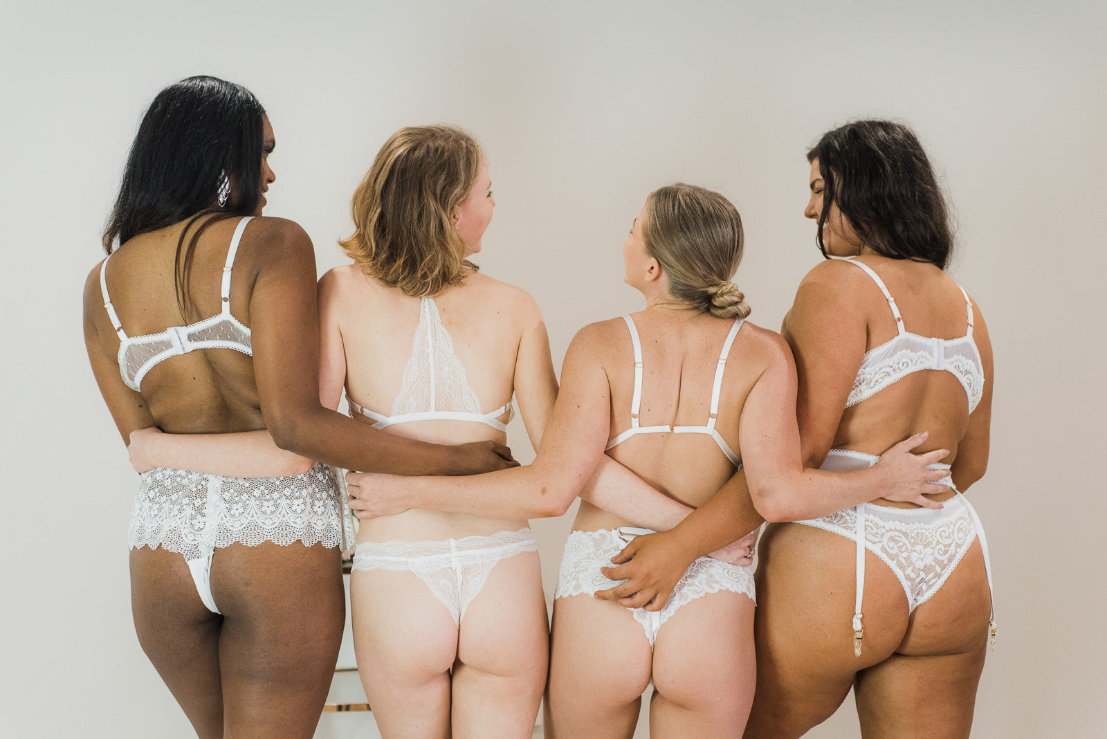 body positivity by lazy girl lingerie