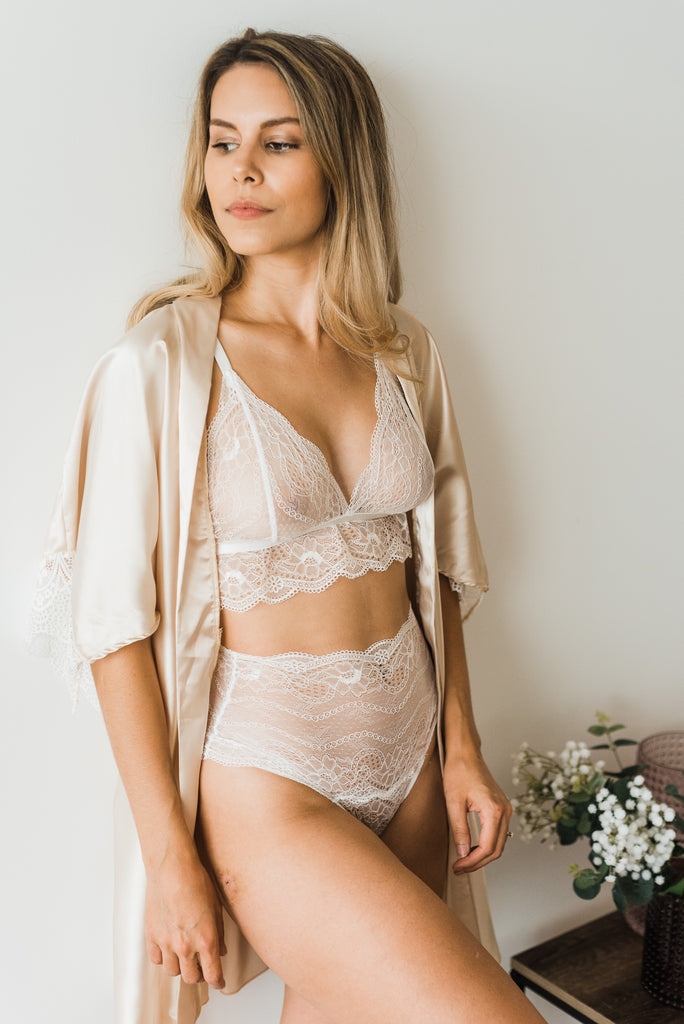 lingerie for your honeymoon