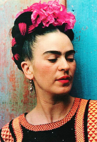 Women who inspire by Lazy Girl Lingerie - Frida Kahlo