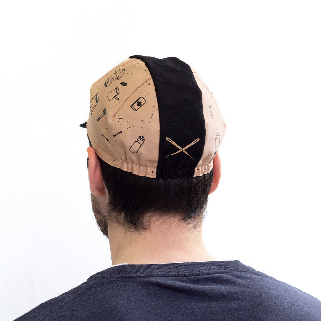 Camp Kit Cycling Cap