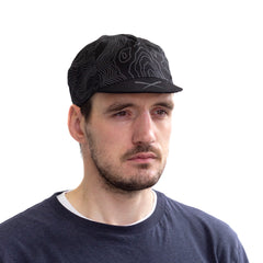 Yorkshire Contours Cycling Cap