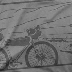 T-shirt - Bike-packing