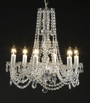 Classical Chandelier 6 Light - David Malik & Son