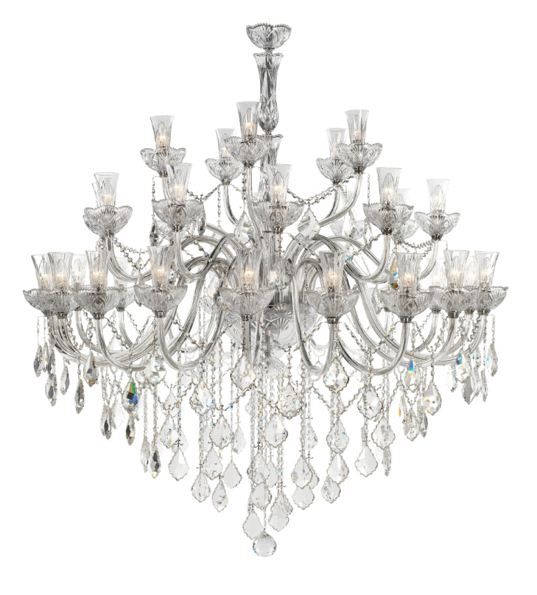 Mansion House Chandelier 35 Light - David Malik & Son