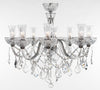 Mansion House Chandelier 8 Light - David Malik & Son