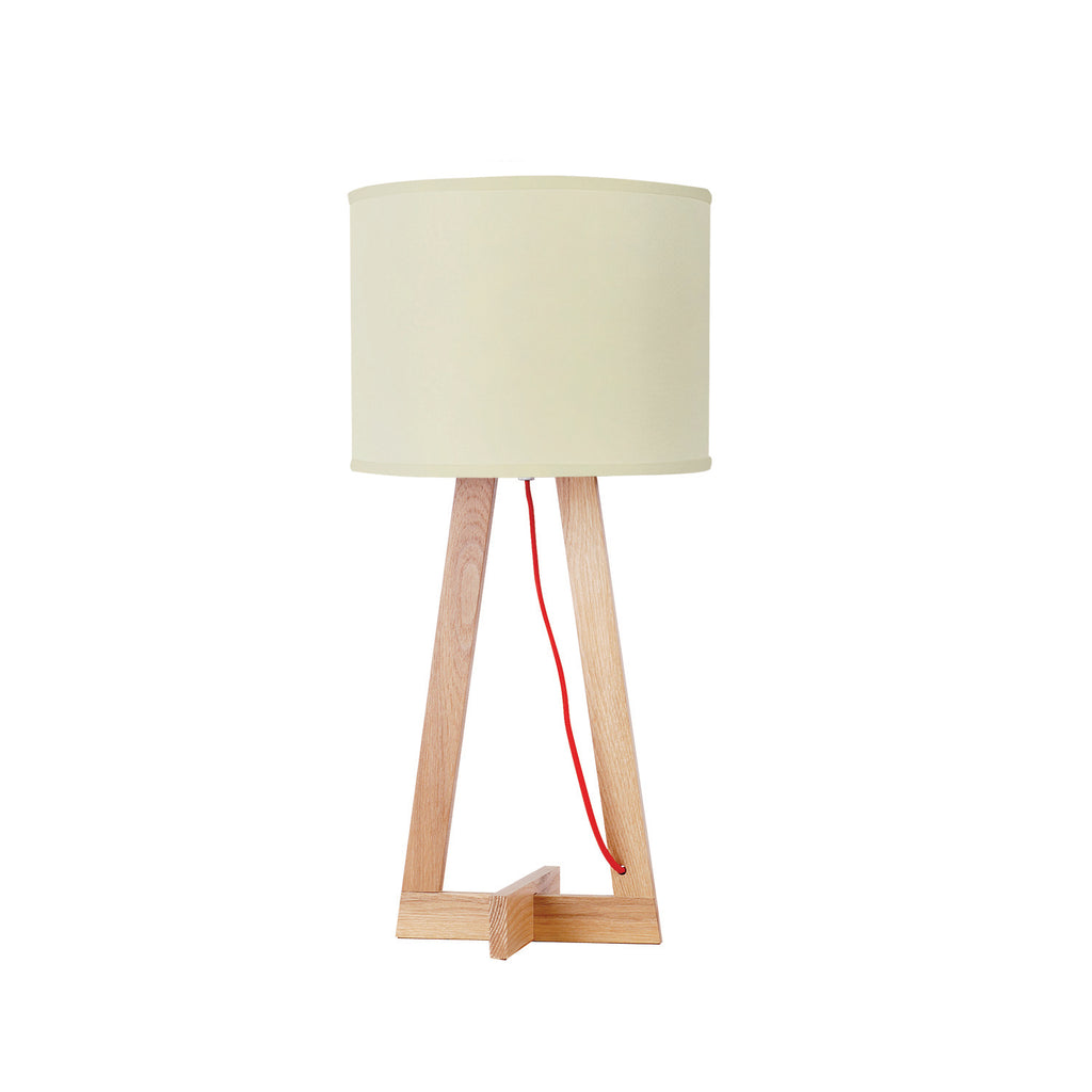 Haven Green Table Lamp - David Malik & Son