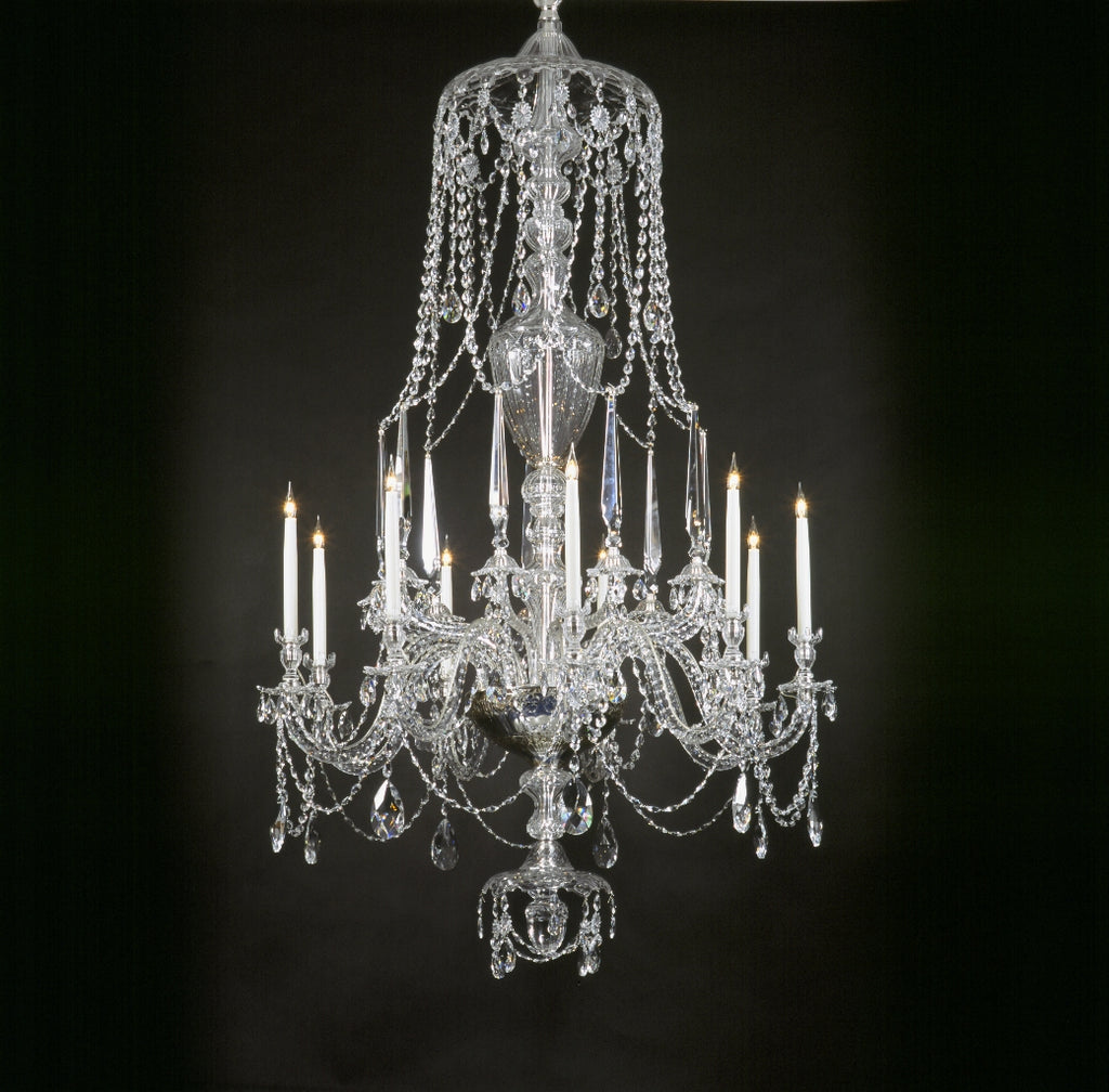Adam Reproduction Chandelier - David Malik & Son