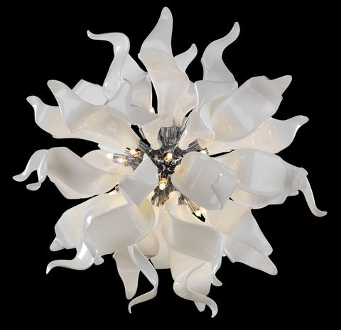 Stamford Supernova Chandelier 20 Light - David Malik & Son