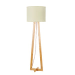 Haven Green Floor Lamp - David Malik & Son