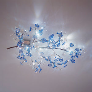 Enchanted Branch Adorned In Swarovski - David Malik & Son