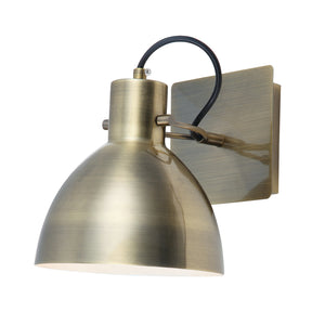 Upminster Wall Light Bronze - David Malik & Son