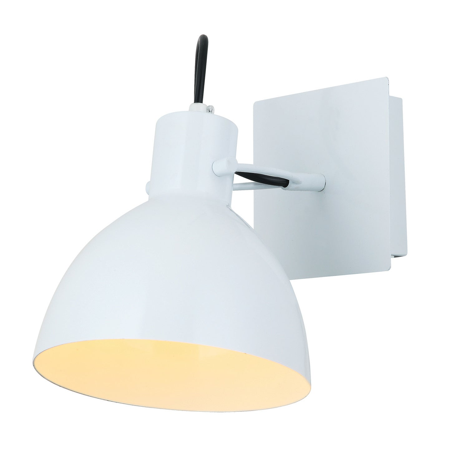 Upminster Wall Light White - David Malik & Son