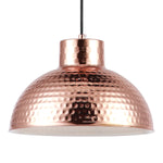 Copper Archway Ceiling Light