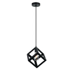 Waterloo Cube Ceiling Light - David Malik & Son