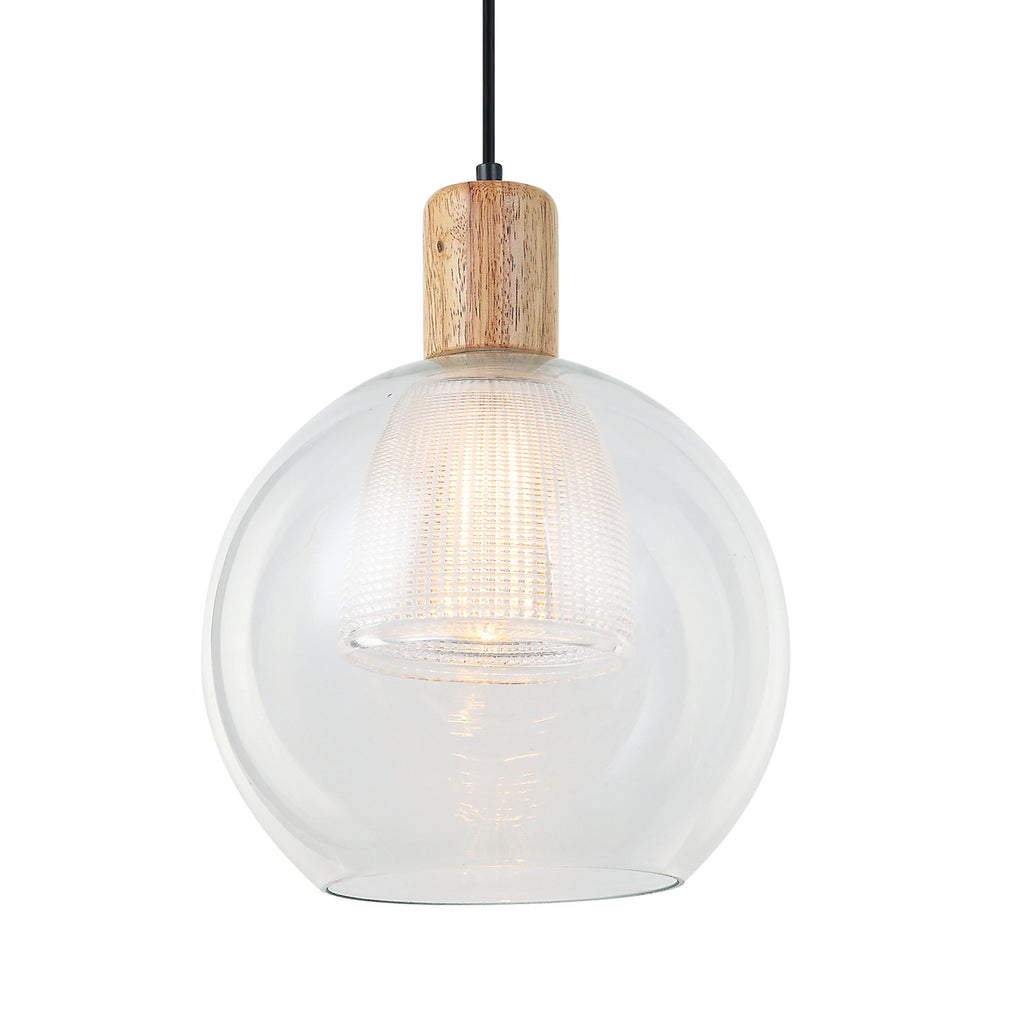 Chigwell Globe Ceiling Light - David Malik & Son