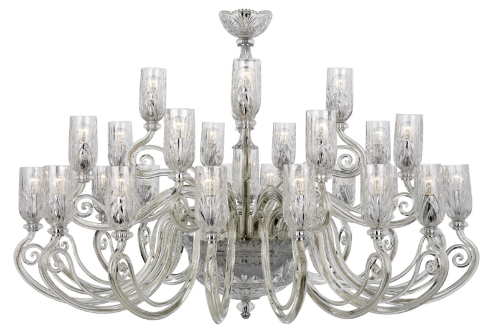 Bayswater Chandelier 28 - David Malik & Son