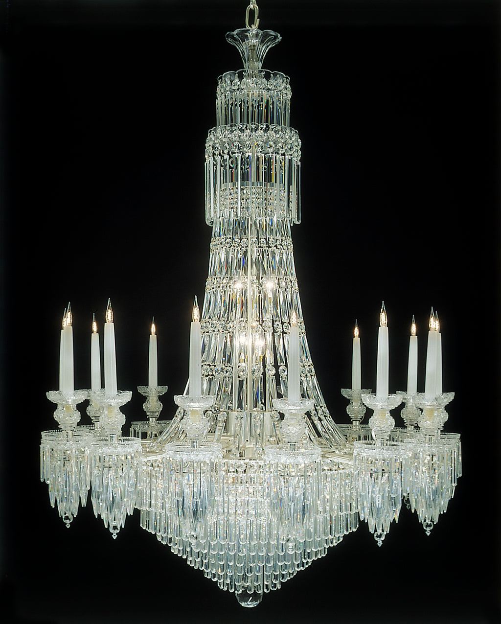 Regency Style Chandelier Made in England - David Malik & Son