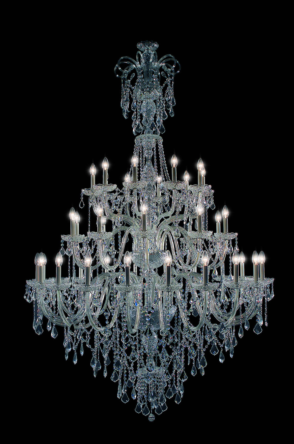 Richmond Chandelier 40 Light - David Malik & Son