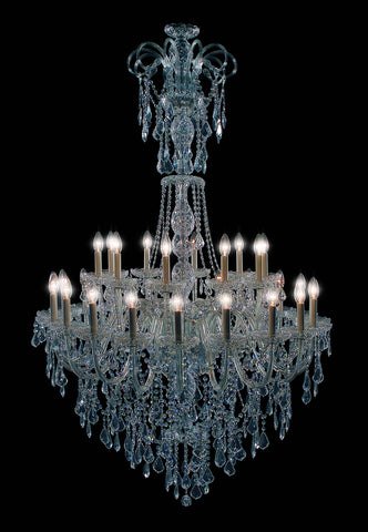 Richmond Chandelier 30 Light - David Malik & Son