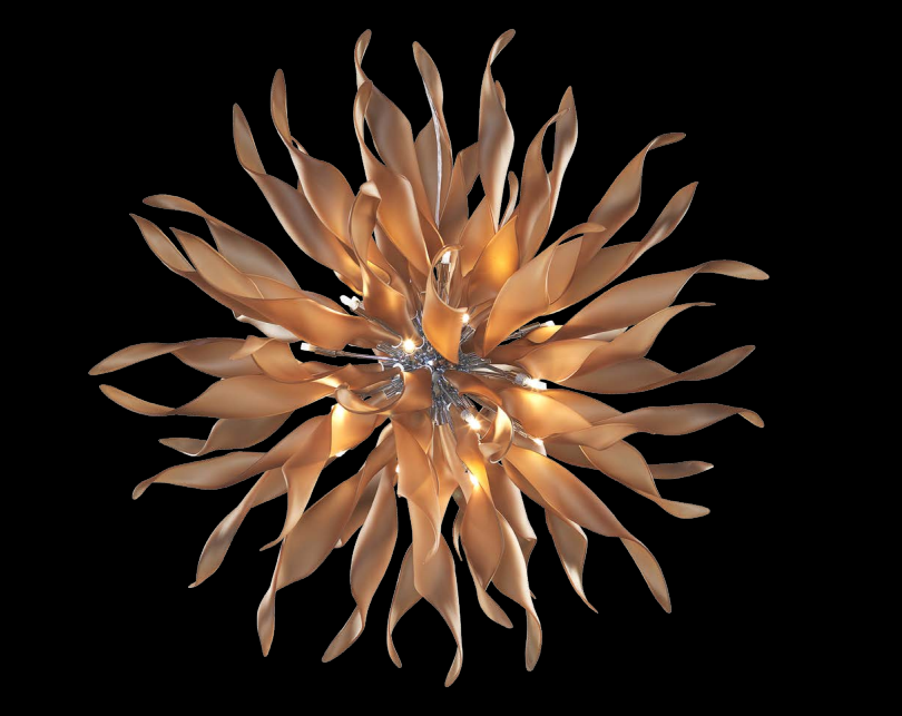 Sloane Star Ceiling Light In Small - David Malik & Son
