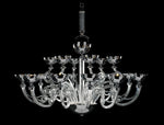 Hampstead Chandelier 18 Light in Clear