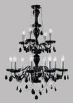 Buckingham Chandelier 12 Light - David Malik & Son