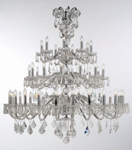 Osterley Chandelier 44 Light - David Malik & Son