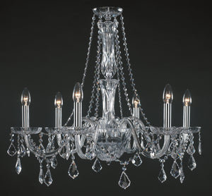 Hainault Chandelier 6 Light - David Malik & Son