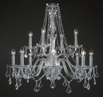 Hainault Chandelier 12 Light - David Malik & Son