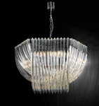 Hatton Cross Chandelier - David Malik & Son