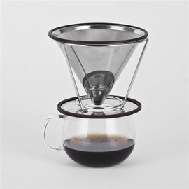 Coffee Maker Drip Reusable