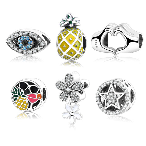 Personality Charm Beads