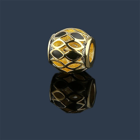 Gold Crystal Beads