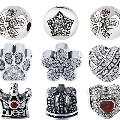 Loose Beads Charms Fashion