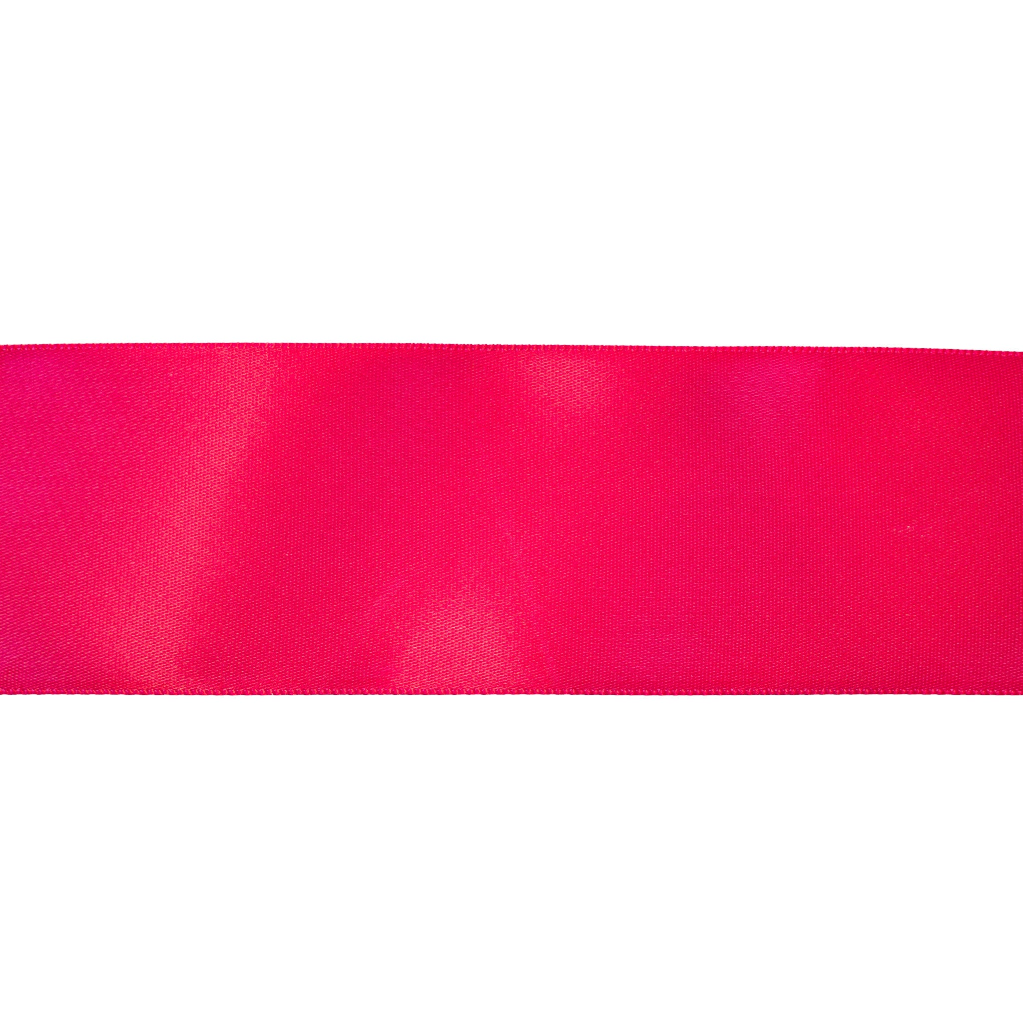 Satinband - 53mm Cerise 12